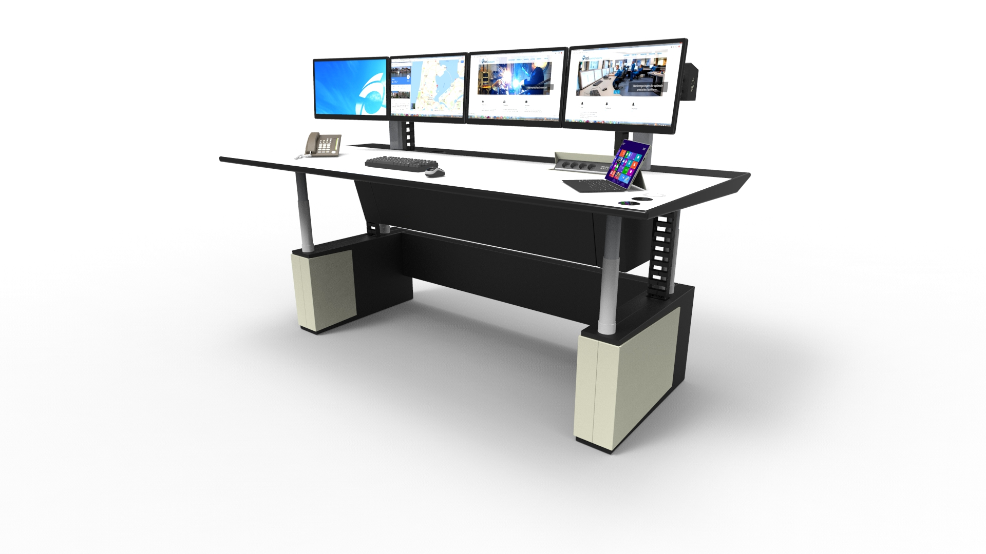 to ergo raised luxor top silver giraffe collections angled walnut dark up crank sit dw front frame standup standing stand products desk adjustable