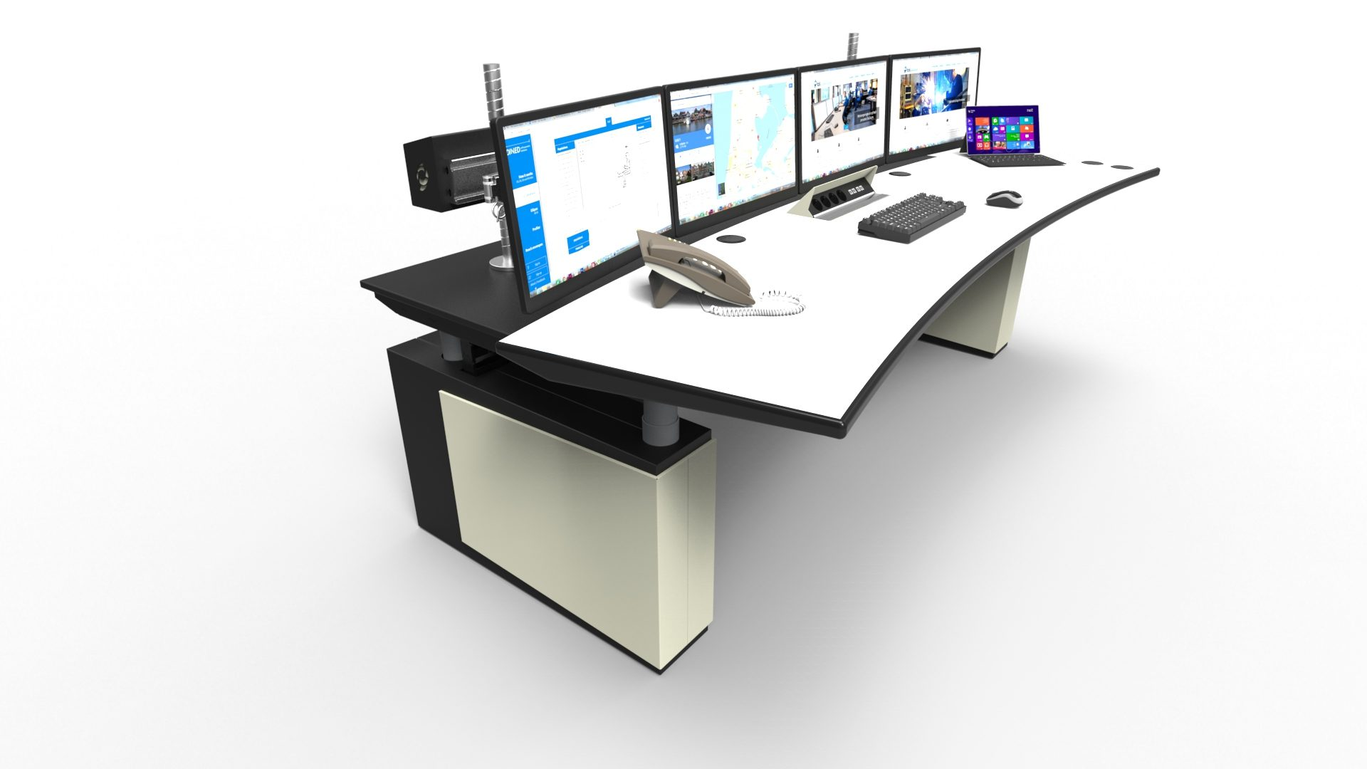 accessories artistry adjustable standing and corner adapter lowers that ergo desk height divine raises most